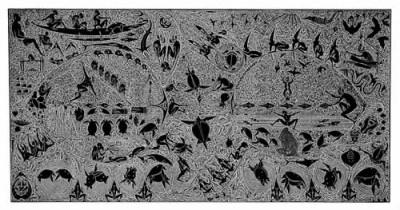Alick Tipoti, Wadth, Zigin Ar Kusikus, Torres Strait Islander art