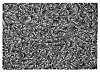 Alick Tipoti, Murai, Torres Strait Islander art