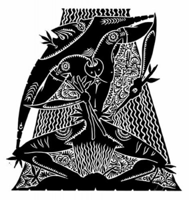 Alick Tipoti, Alick Tipoti, Aingu Uthuy Mabaig, Torres Strait Islander art