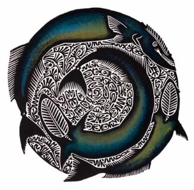 Alick Tipoti, Gapul, Torres Strait Islander art