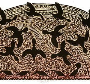 Alick Tipoti, Kudlukal, Torres Strait Islander art