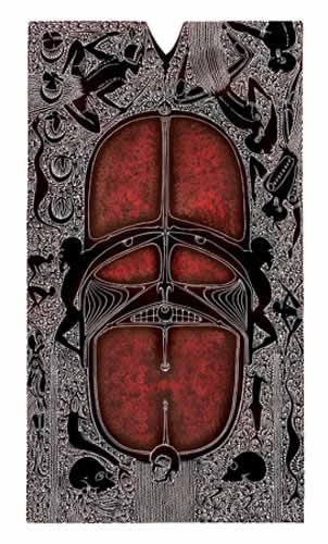 Alick Tipoti, Mawa Kulail, Torres Strait Islander art