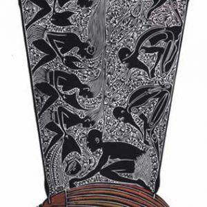 Alick Tipoti, Ai Pugaik, Torres Strait Islander art