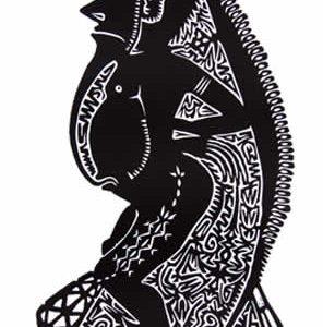 Alick Tipoti, Yoepkaziew Madhub III, Torres Strait Islander art