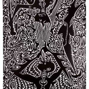 Alick Tipoti, Mari Lumaik, Torres Strait Islander art