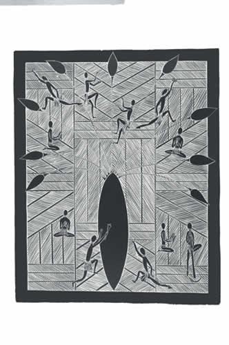 Banduk Marika, Mawuka, Aboriginal art