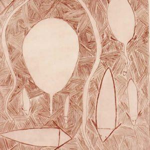 Clara Wubugwubuk, Catfish, Turtle and Snake, Aboriginal art