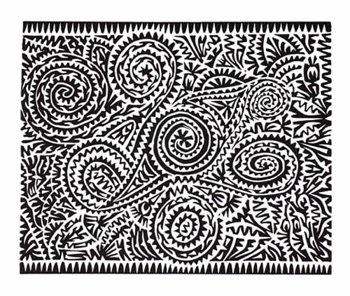 David Bosun, Guthat, Torres Strait Islander art