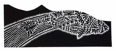 David Bosun, Zagu Dhangal, Torres Strait Islander art