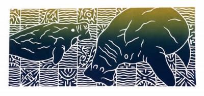 David Bosun, Apukaz, Torres Strait Islander art