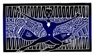 David Bosun, Zugubau Mabaig, Torres Strait Islander art
