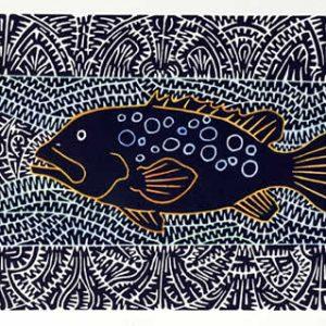 David Bosun, Witi, Torres Strait Islander art