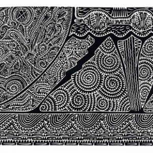 David Bosun, Kuki Gub, Torres Strait Islander art