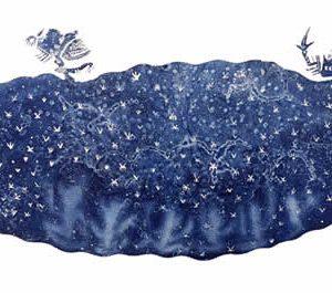 Dennis Nona, Sarawai (Death Cloud), Torres Strait Islander art