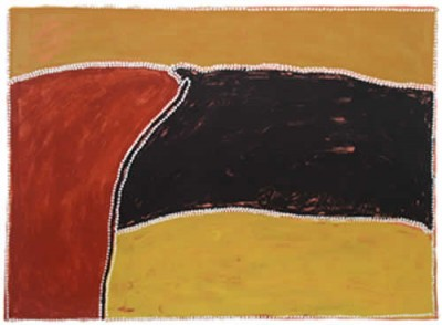 Freddy, Timms, Joolabun - Dog Dreaming, Aboriginal art