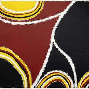 Freddy, Timms, Purnululu - (Piccaninny Gorge), Aboriginal art