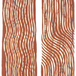 Rosella Namok, Old Girls, Aboriginal art