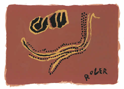 Rover Thomas, Lake Tobin, Aboriginal art