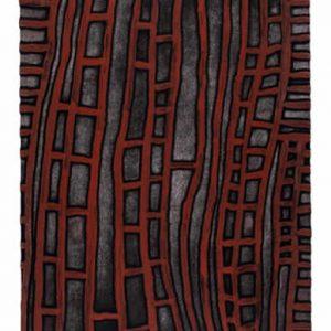 Tjumpo Tjapanangka, Murruwa - Living Place My Country, Aboriginal art
