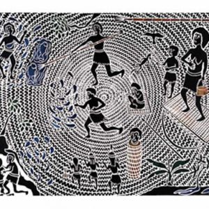 Victor Motlop, Sik, Torres Strait Islander art