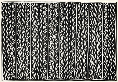 Tommy May (Ngarralja), Luwuturr, Aboriginal art