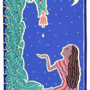 Sally Morgan, After Sorrow, Aboriginal art