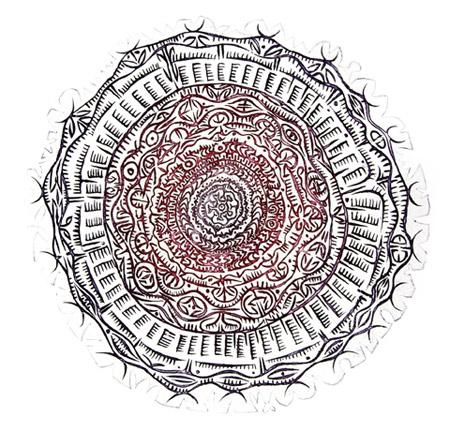 Dennis Nona, Gamu Minaral, Torres Strait Islander art