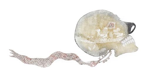 Dennis Nona, Kuik, Torres Strait Islander art