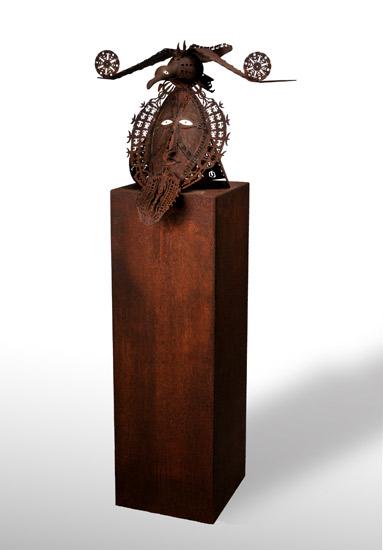 Alick Tipoti, Adhaz Parw Ngoedhe Buk, Torres Strait Islander art