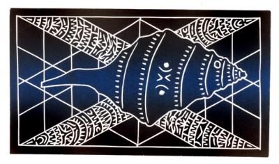 David Bosun Bu, Torres Strait Islander art
