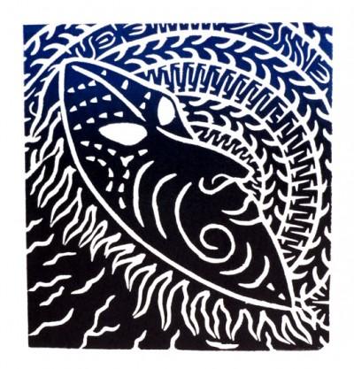 David Bosun, Buk, Torres Strait Islander art