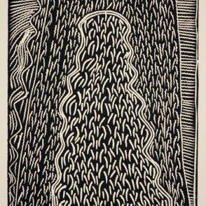 Tommy May (Ngarralja), Pulkarrju, Aboriginal art