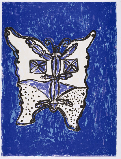 David Kolin, Butterfly, Vanuatu art
