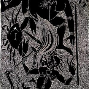 Dennis Nona, Biw, Torres Strait Islander art