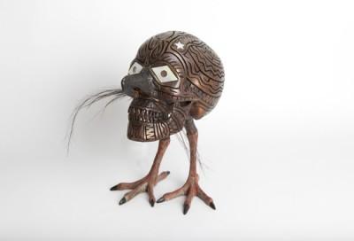 Dennis Nona, Yatai Kuik, Torres Strait Islander art