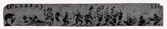 Alick Tipoti, Girelal, Torres Strait Islander art