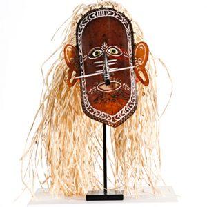 Alick Tipoti, Mogei Mawa V, Torres Strait Islander art