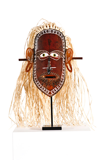 Alick Tipoti, Mogei Mawa VI, Torres Strait Islander art