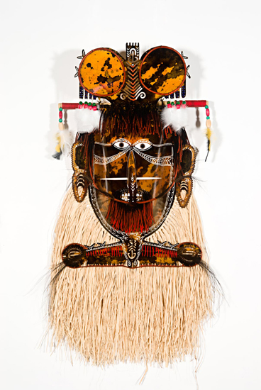 Alick Tipoti, Baywaw Mawa (Maal) I, Torres Strait Islander art