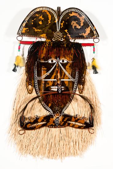 Alick Tipoti, Baywaw Mawa (Maal) II, Torres Strait Islander art
