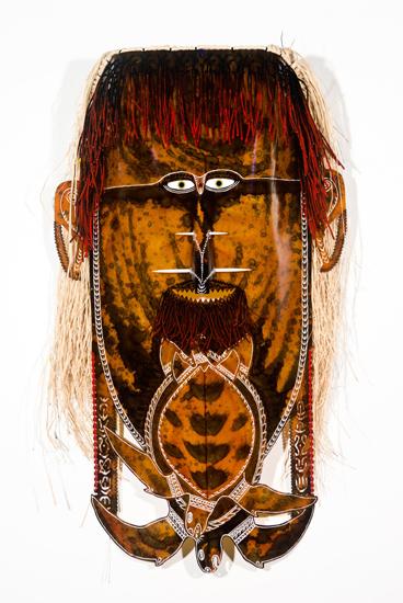 Alick Tipoti, Solal Mawa, Torres Strait Islander art