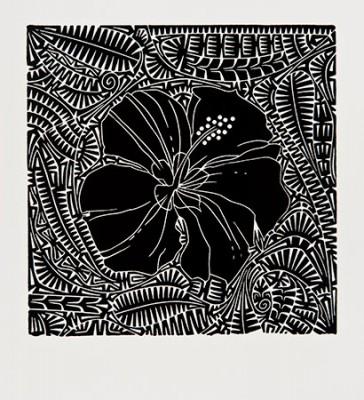 Brian Robinson, Ilan Garland, Torres Strait Islander art