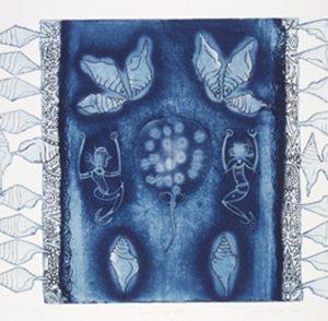 Dennis Nona, Tupmul Aw Ard, Torres Strait Islander art