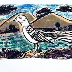 Betty Andy, Jigirr Jigirr, Aboriginal art