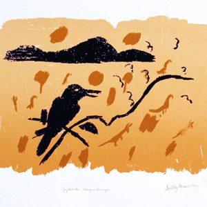 Sally Murray, Gijaslordi bayandinyu, Aboriginal art