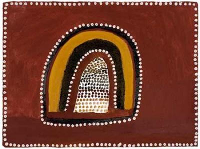 Gooddy Barrett, Cuminbah, Aboriginal art