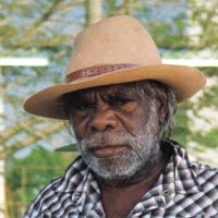 Billy Japaltjarri Hogan