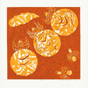 Marion Baker, Tjala, Aboriginal art