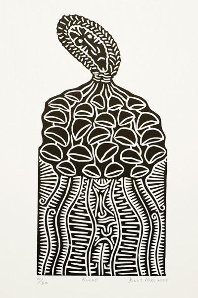 Billy Missi, Kulap, Torres Strait Islander artist