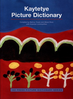 Kaytetye Picture Dictionary, Aboriginal art book, Aboriginal art